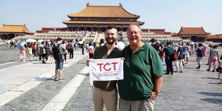 Is China safe for American tourists