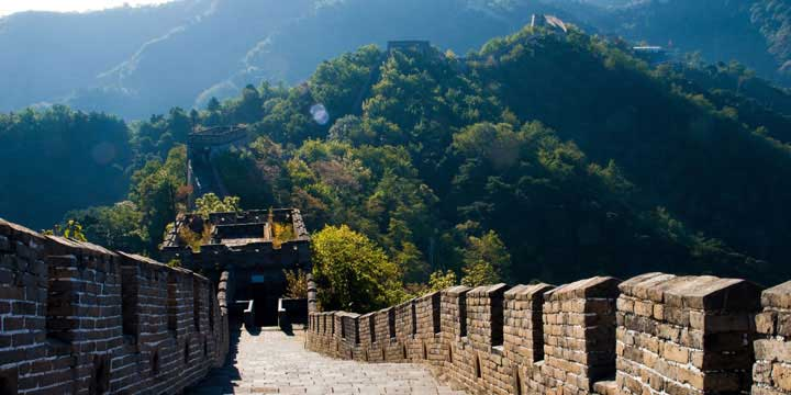 Top 10 China Attractions - Great Wall