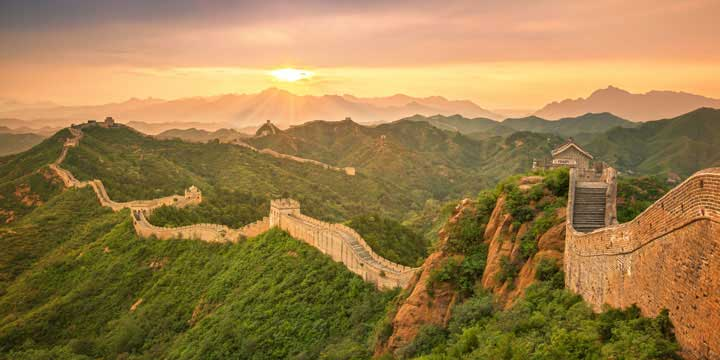 World Heritage Sites in China - The Great Wall