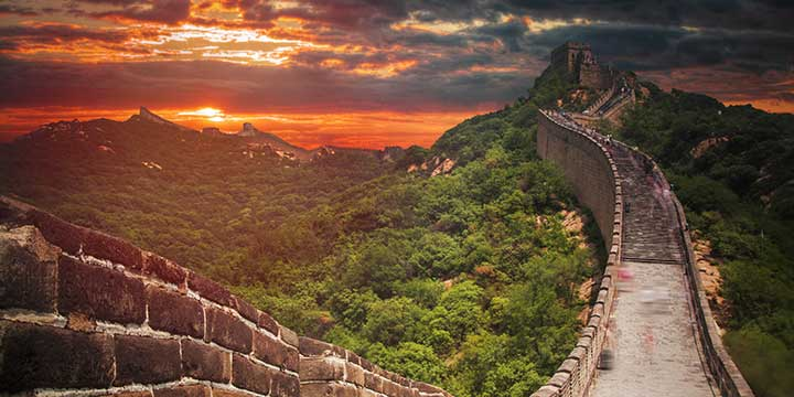 Great Wall of China-Top 10 places for photograghy in China