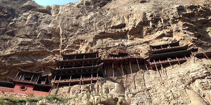 Hanging Temple in Datong