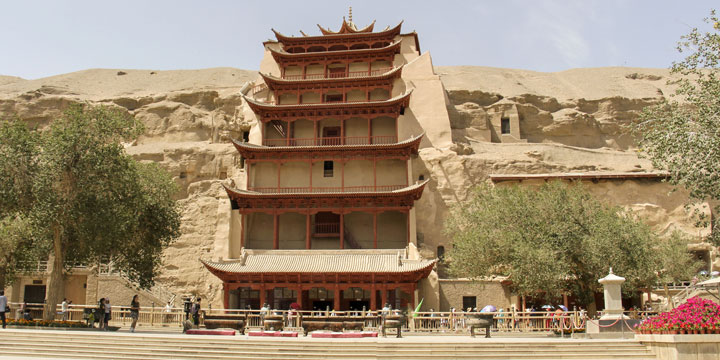 World Heritage Sites in China - Mogao Grottoes