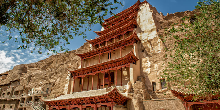Mogao Grottoes Dunhuang