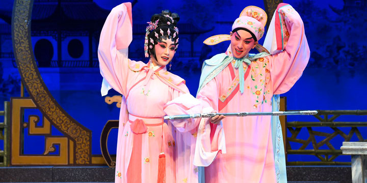 things to do at night in guangzhou watch canton opera