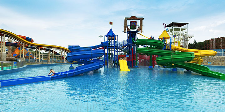 Top water parks in China