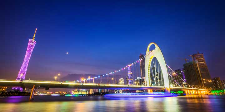 Most Famous Cities in China - Guangzhou
