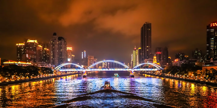 things to do at night in guangzhou pear river cruise