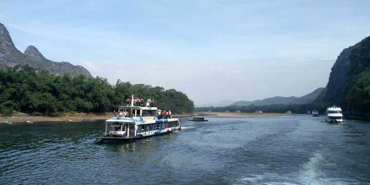 Li River Cruise - 5 Days tour from Guangzhou to Guilin