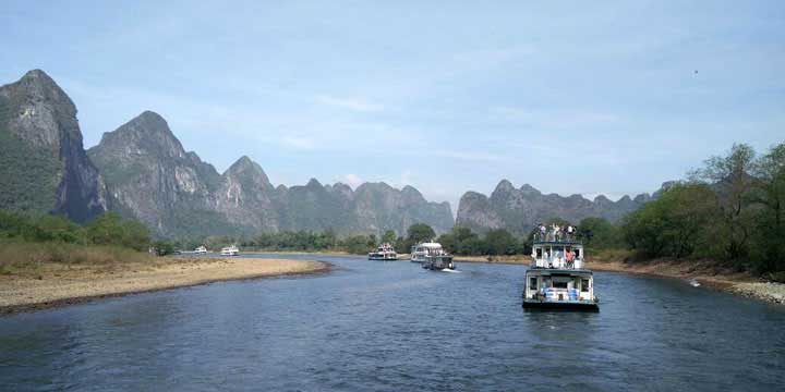 Top 10 Tourist Cities in China - Guilin