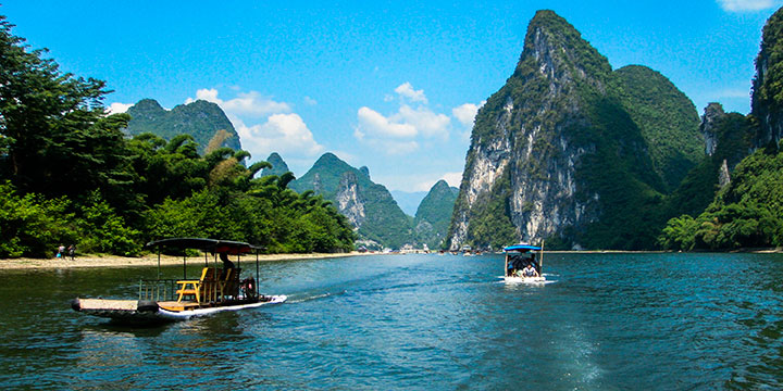 Li River-plan a trip to China from Poland