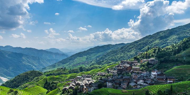 las terrazas de longji