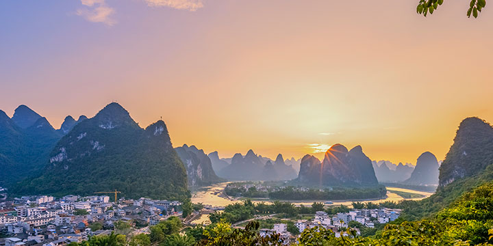 Yangshuo-plan a trip to China from Norway