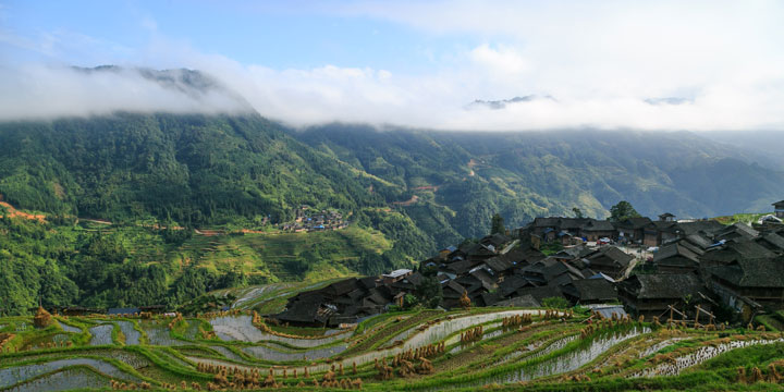 Jiabang Rice Terrace