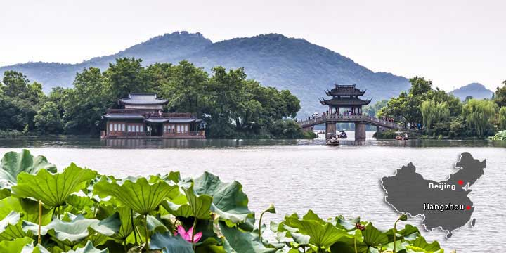 hangzhou--top ten most popular tourist destinations in china