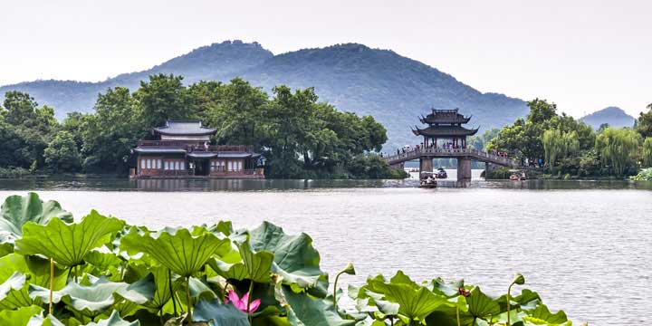 Most Famous Cities in China - Hangzhou