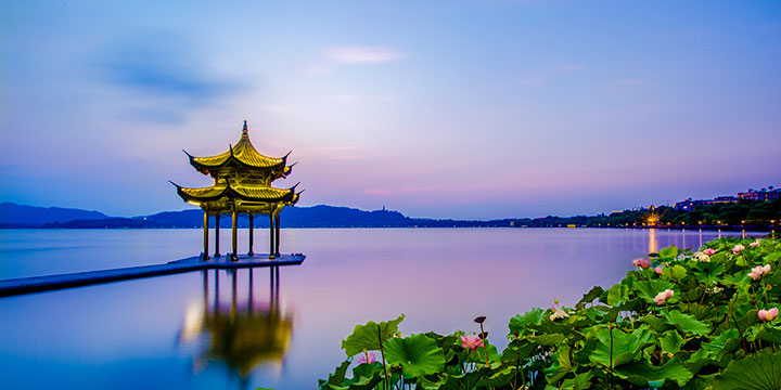 West Lake Hangzhou-plan a trip to China from Norway