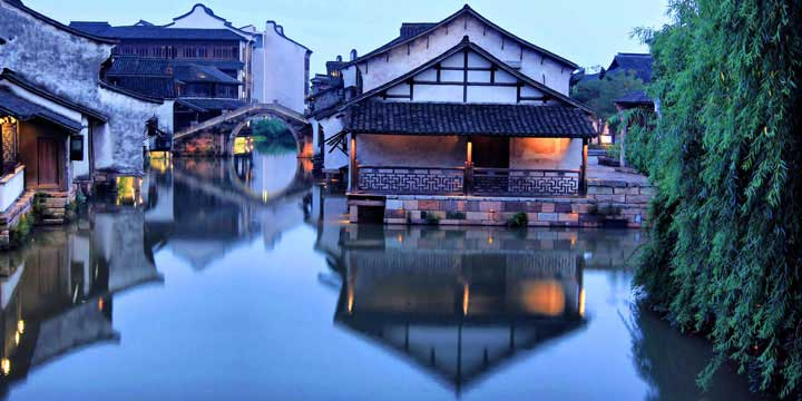 Wuzhen Water Town-Top 10 places for photograghy in China