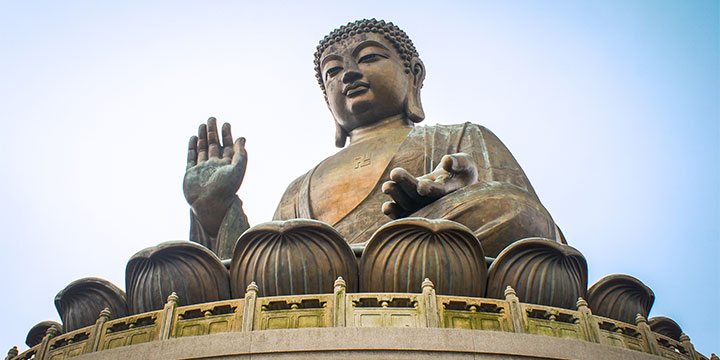 The Big Buddha