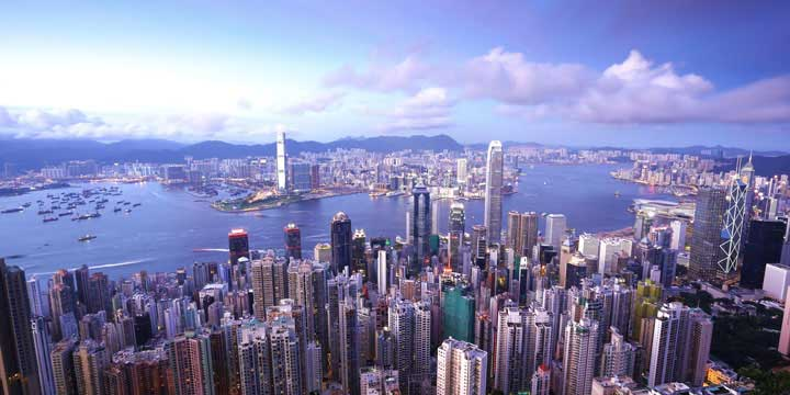 Most Famous Cities in China - Hong Kong