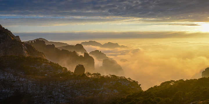 Photography Tips for Mt. Huangshan