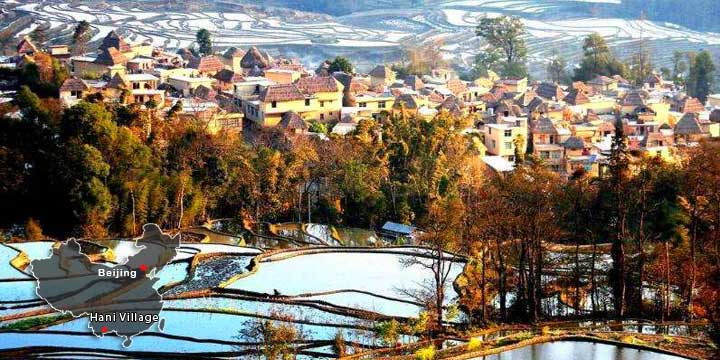 The Seven Most Beautiful Villages and Towns in China-Hani Village