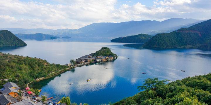 lago de lugu