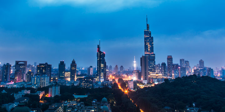 Most Famous Cities in China - Nanjing