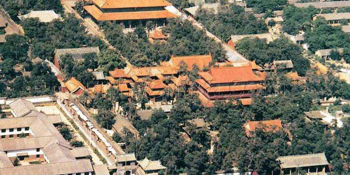 Most Famous Palaces in China-Confucian Temple in Qufu