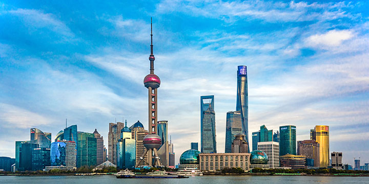 Shanghai--plan a trip to China from Czech Republic