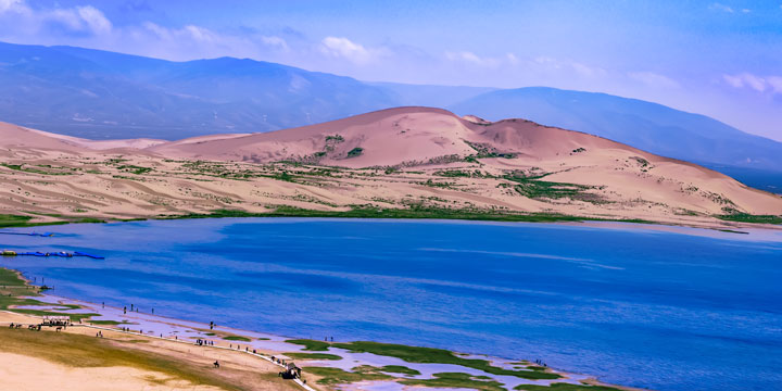 Qinghai Lake-Top 10 places for photograghy in China