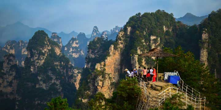 Most Beautiful Places In China Most Beautiful Scenery In China