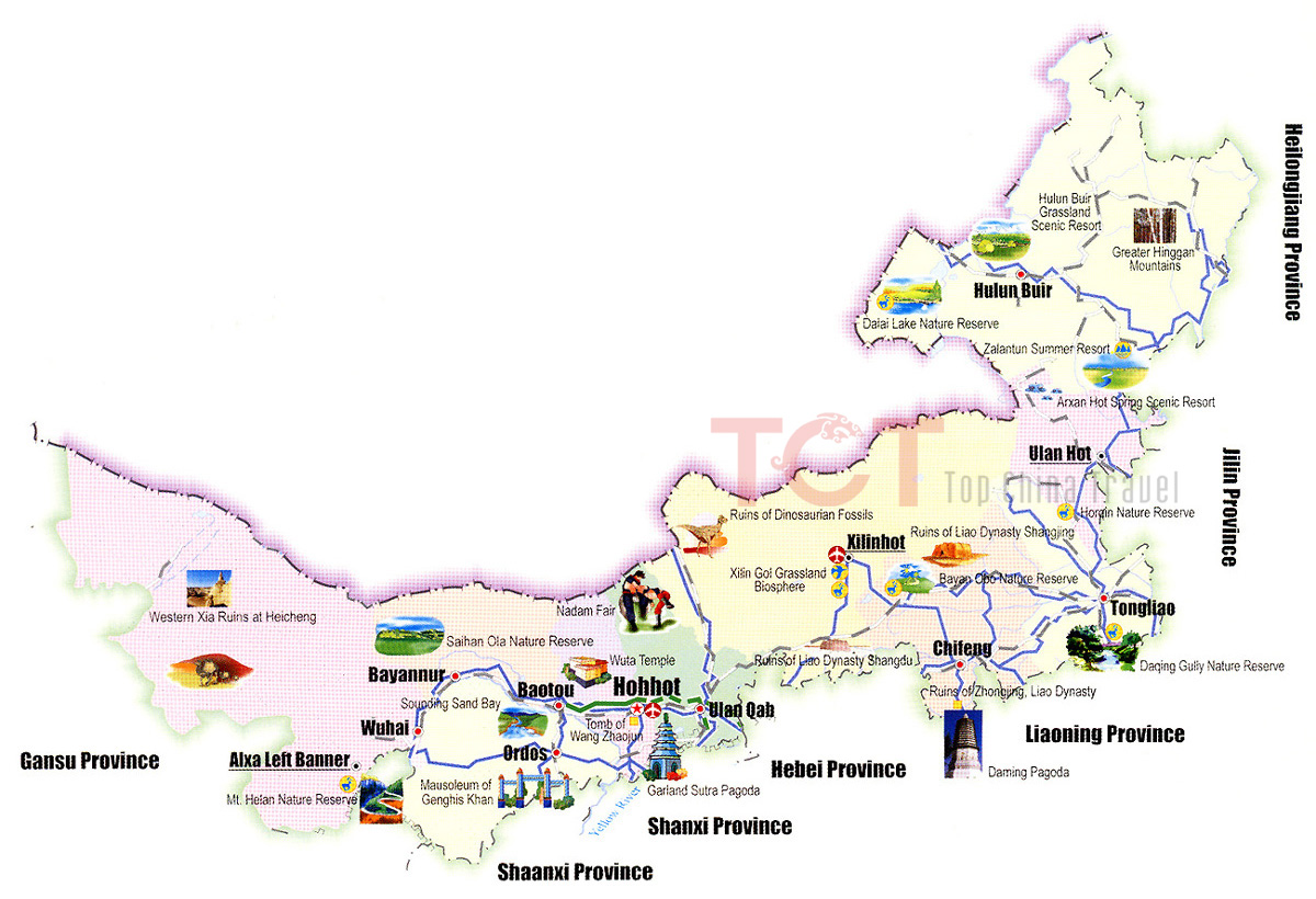 Inner Mongolia Map, Inner Mongolia Tourist Map, Inner Mongolia ... on indus river map china, macau map china, taiwan map china, gobi desert map china, altai mountains map china, japan map china, laos map china, ming dynasty map china, russia map china, xinjiang map china, afghanistan map china, chinese province map china, tian shan map china, ussuri river map china, manchuria map china, himalayas map china, asia map china, tibet map china, middle east map china, eurasia map china,