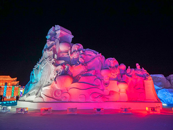 Harbin Ice & Snow Festival: Best Choice for Family Tour in Winter