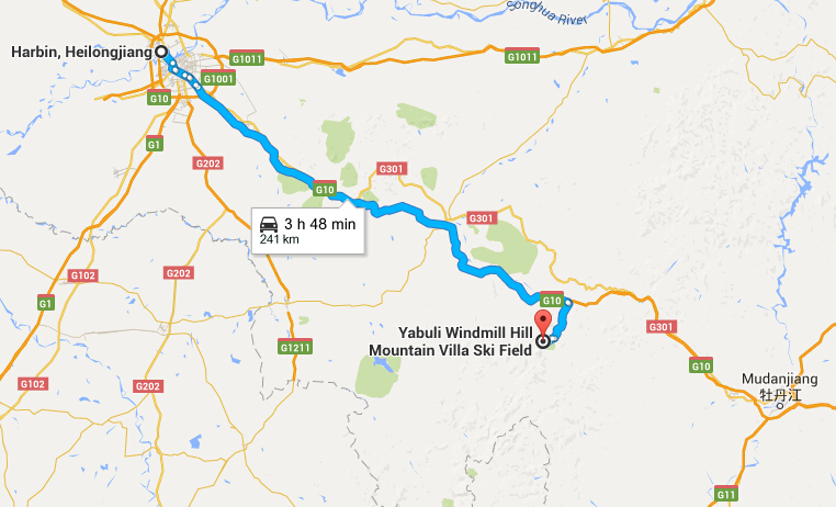 How to get to yabuli ski resort from harbin travel from harbin to yabuli ski resort is located in southeast of yabuli town shangzhi city east of heilongjiang province china it is 177 km southeast from harbin gumiabroncs Images