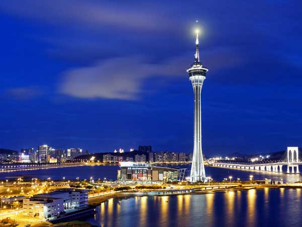 tours travels macau tower - photo #38