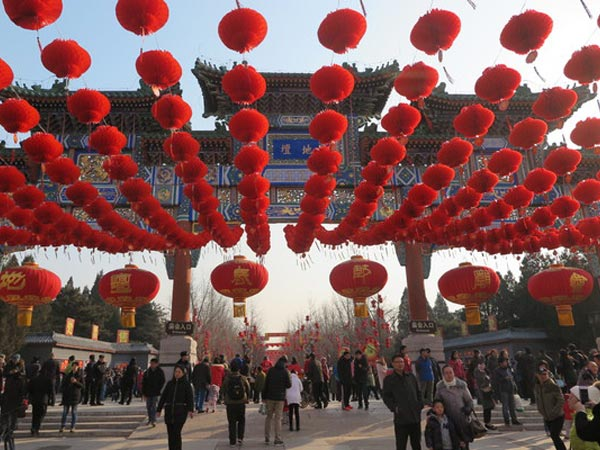 Famous Temple Fairs in Beijing