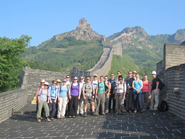 China Top Hiking Routes - Jinshanling Great Wall