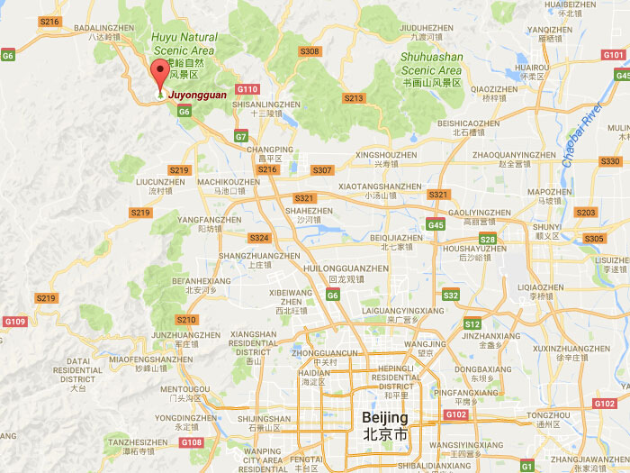 Juyongguan great wall juyongguan pass facts how to get there location gumiabroncs Gallery