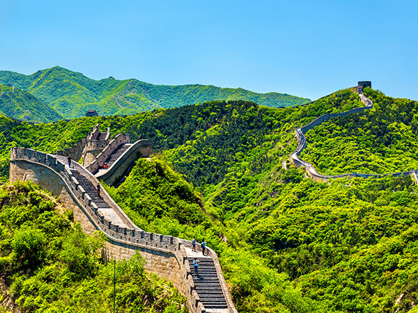 Famous Landmarks in China - Great Wall of China