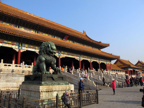 4 Days Best Beijing Tour