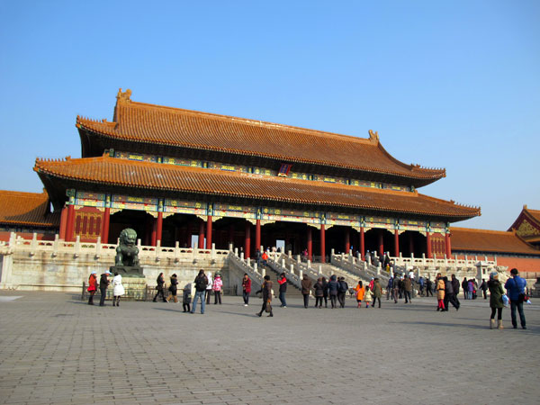 Famous Landmarks in China - Forbidden City