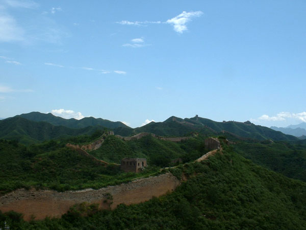 8 Days Hiking on Great Wall