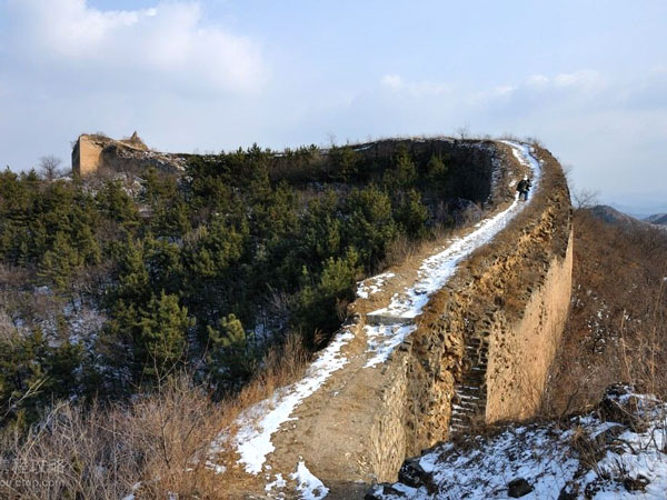 The Earliest Great Wall of China