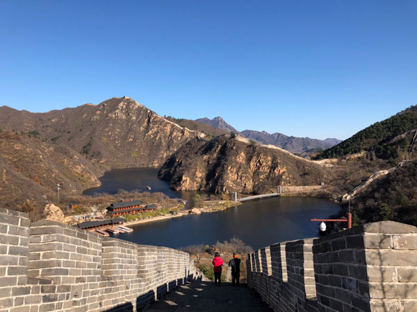 One Day Huanghuacheng Great Wall Hiking Tour