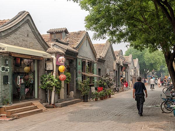 hutong de Beijing