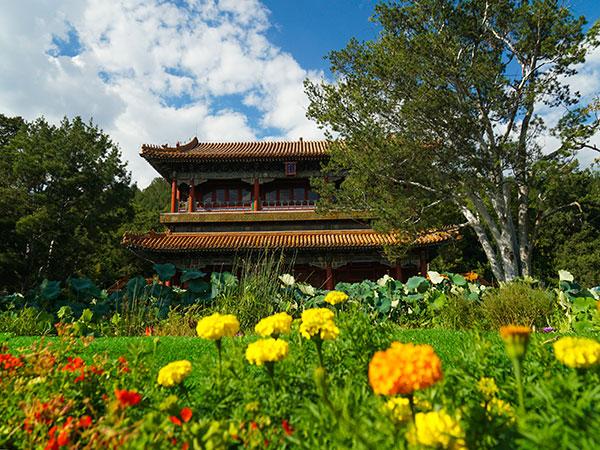 Central Park Beijing Restaurants