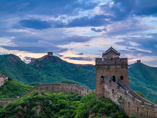 One Day Gubeikou-Jinshanling Great Wall Hiking Tour