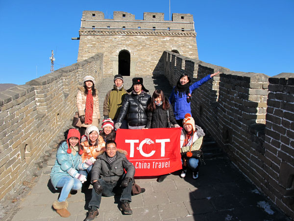 8 Days Beijing-Xian-Shanghai Group Tour