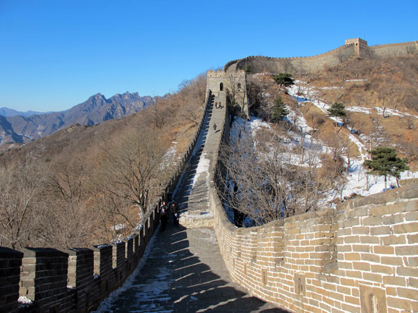 China Top Hiking Routes-Beijing and Tianjin Great Wall Hiking
