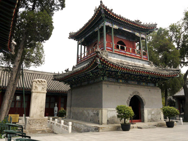 Muslim Mosques in China